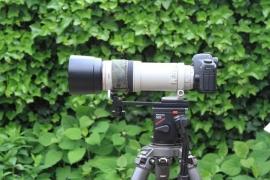 lenssteun voor canon 100-400mm