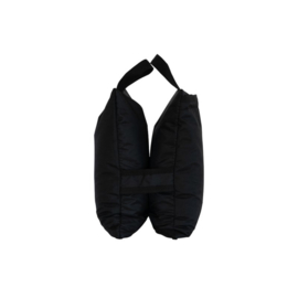 Beanbag 2, Saddle, Black