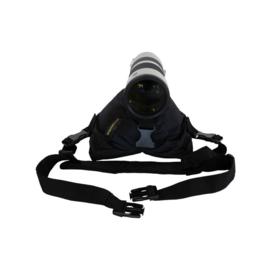 Beanbag 1, Saddle & Belt, Black