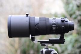 lenssteun voor nikon 300mm F2.8 VR I / VRII