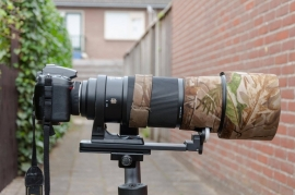 lenssteun voor de Sigma 120-300mm F2.8 DG OS HSM /  Sigma AF 120-300mm f/2.8 EX OS HSM Sports