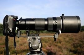 lenssteun voor nikon 200-400mm f4