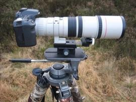 lenssteun voor canon 400mm F5.6 USM