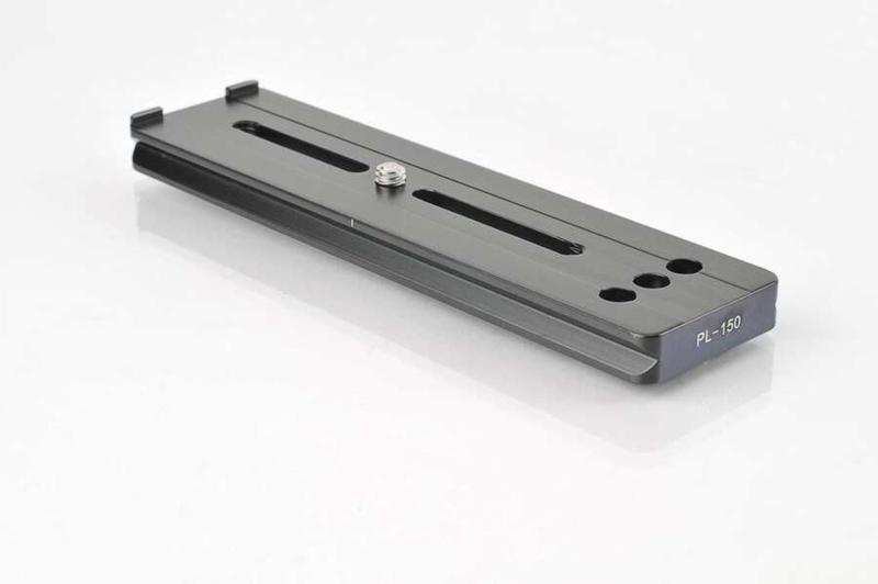 Benro PL150 Lensplaat 150mm Arca-swiss compatibel