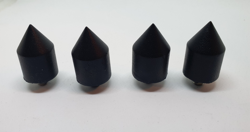 Spikes (set van 4stuks)