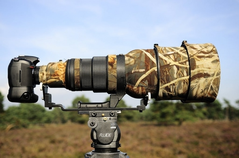 lenssteun voor nikon 600mm af-i f4