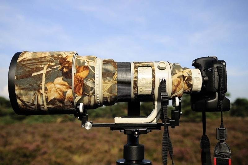 lenssteun voor canon 400mm F2.8 USM IS