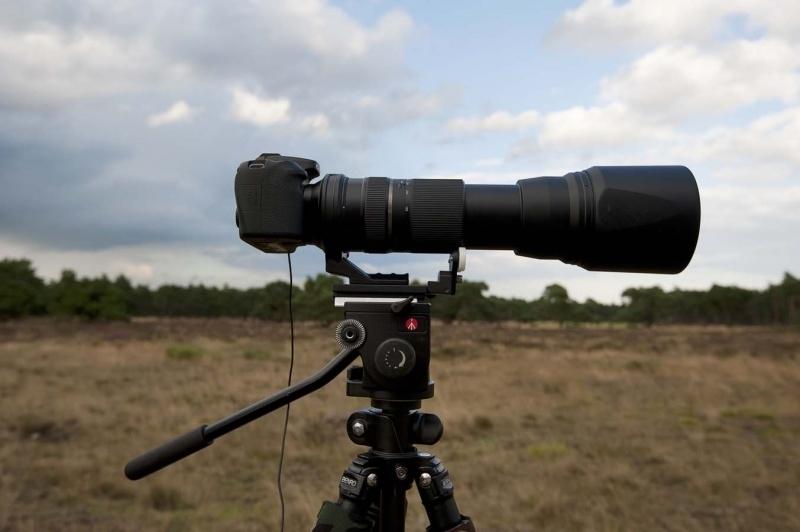 lenssteun voor de Tamron AF SP 150-600mm f/5.0-6.3 Di VC USD