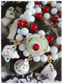 Armbanden set van 3 - You're my Cherry on top