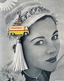 Yellow Van