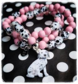 Armbanden set van 3 - Dalmatiër