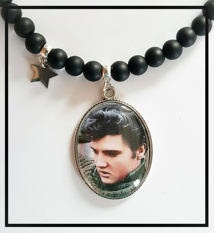"""Ketting - Elvis Presley """"star"""""""
