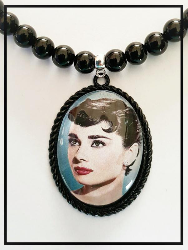 Ketting - Audrey Hepburn