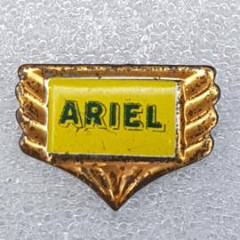 SP0561 Speldje Ariel motor-cycle