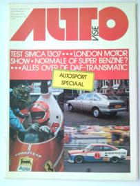 Autovisie   Tijdschrift 1975 NR 22 #1 Nederlands