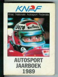 Autosport   Jaarboek 1989 #1 Nederlands