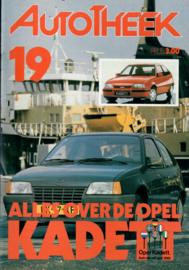 Opel Kadett E  Brochure 85 #2 Nederlands