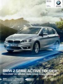 BMW 2 Serie  Prijslijst 16 #1 Nederlands