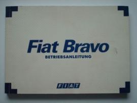Fiat Bravo  Instructieboekje 96 #1 Duits