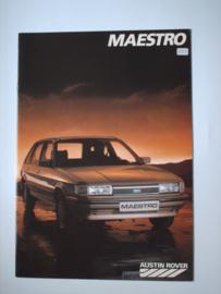 Austin Maestro  Brochure 83 #3 Nederlands