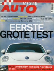 Autovisie   Tijdschrift 1998 NR 13 #1 Nederlands