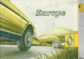 Renault   Dealerlijst 81 #1 Nederlands