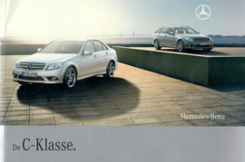 Mercedes-Benz C Klasse  Brochure .08 #1 Nederlands