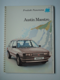 Austin Maestro  Brochure Product Panorama 83 #1 Nederlands