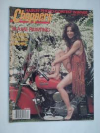Choppers Tijdschrift 1979 December #1 Engels