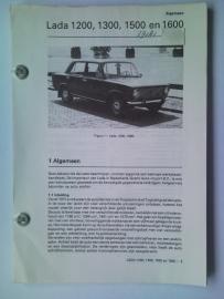 Lada 1200 1300 1500 1600  Vraagbaak ATH 80 #1 Nederlands