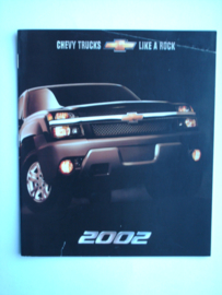 Chevy Trucks  Brochure .02 #1 Engels
