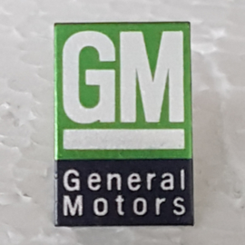 SP0126 Speldje GM General Motors [groen]