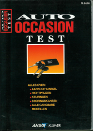 Auto Occasion Test   Jaarboek 1990 #1 Nederlands
