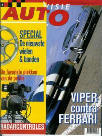 Autovisie   Tijdschrift 1997 NR 11 #1 Nederlands