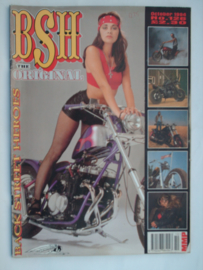 Back Street Heroes Tijdschrift 1994 NR 126 #1 Engels