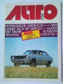 Autovisie Tijdschrift 1976 NR 14 #1 Nederlands