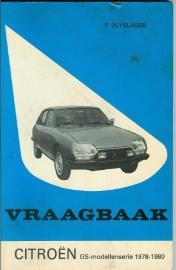 Citroen GS  Vraagbaak 78-80 #3 Nederlands