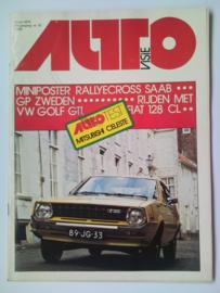 Autovisie Tijdschrift 1976 NR 13 #1 Nederlands
