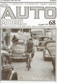 Alt-Auto Mobil 68    2001 #1 Duits