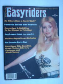 Easyriders Tijdschrift 1981 NR 098 #1 Engels