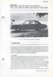 BMW 5 serie  Vraagbaak ATH 73-81 #1 Nederlands