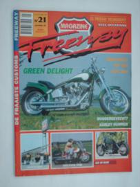 Freeway Tijdschrift 1996 Nr 21 #1 Nederlands