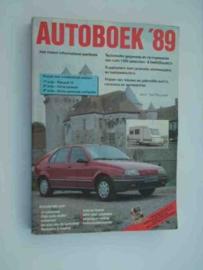 Autoboek   Jaarboek 1989 #3 Nederlands