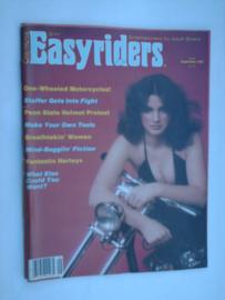 Easyriders Tijdschrift 1981 NR 099 #1 Engels