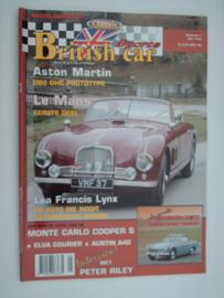 Britich Car Magazine  1996 NR 05 Tijdschrift  #1 Nederlands