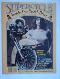 Supercycle Tijdschrift 1979 Mei #1 Engels