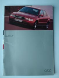 Audi A4  Brochure 94 #1 Nederlands