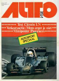 Autovisie Tijdschrift 1977 NR 09 #1 Nederlands