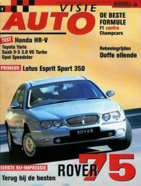 1999 Autovisie NR 04 tijdschrift