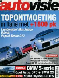 Autovisie   Tijdschrift 2002 NR 08 #1 Nederlands